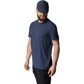 Houdini Big Up Camiseta Manga Corta Hombre, azul